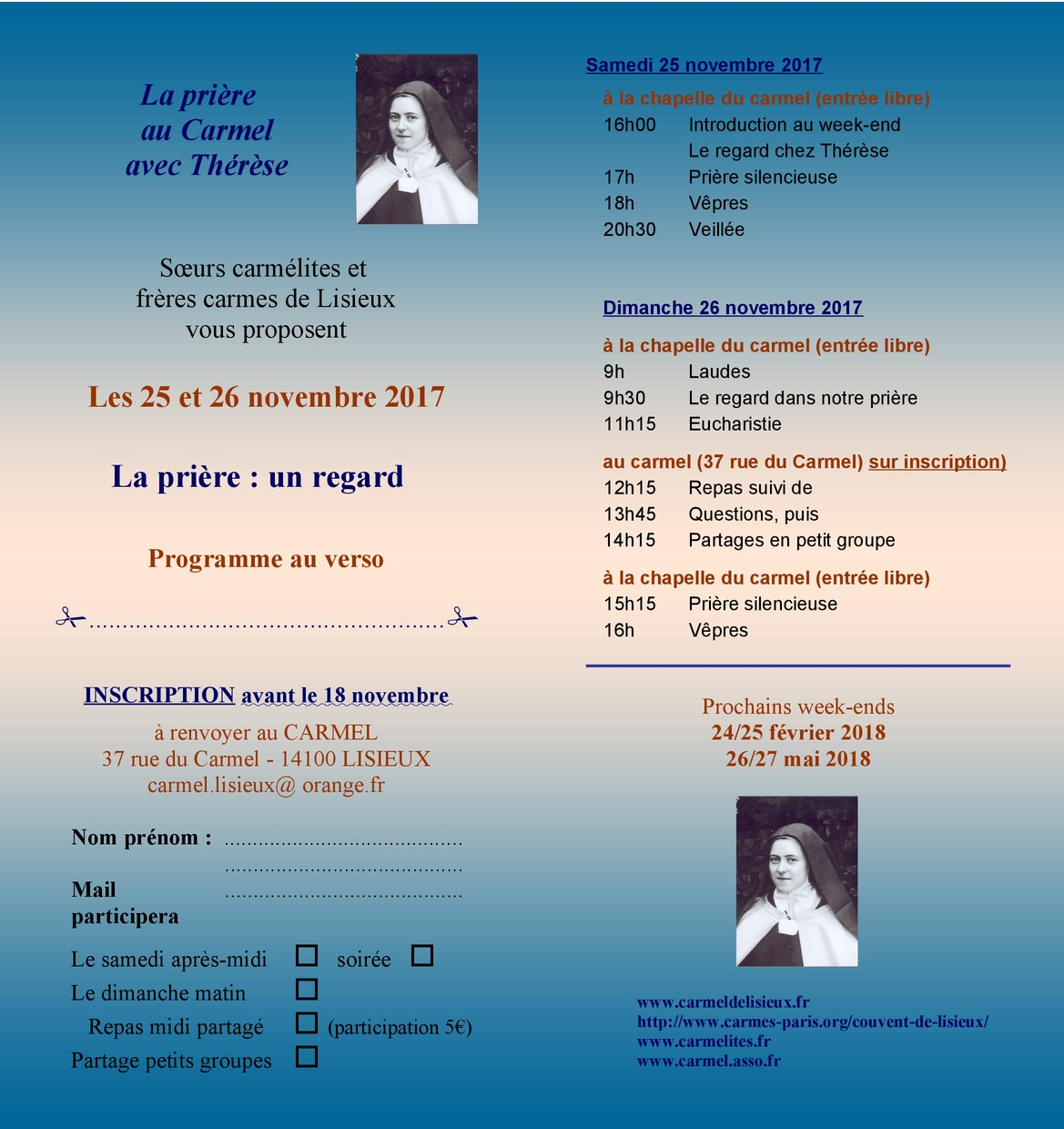 tract we theresien 2018