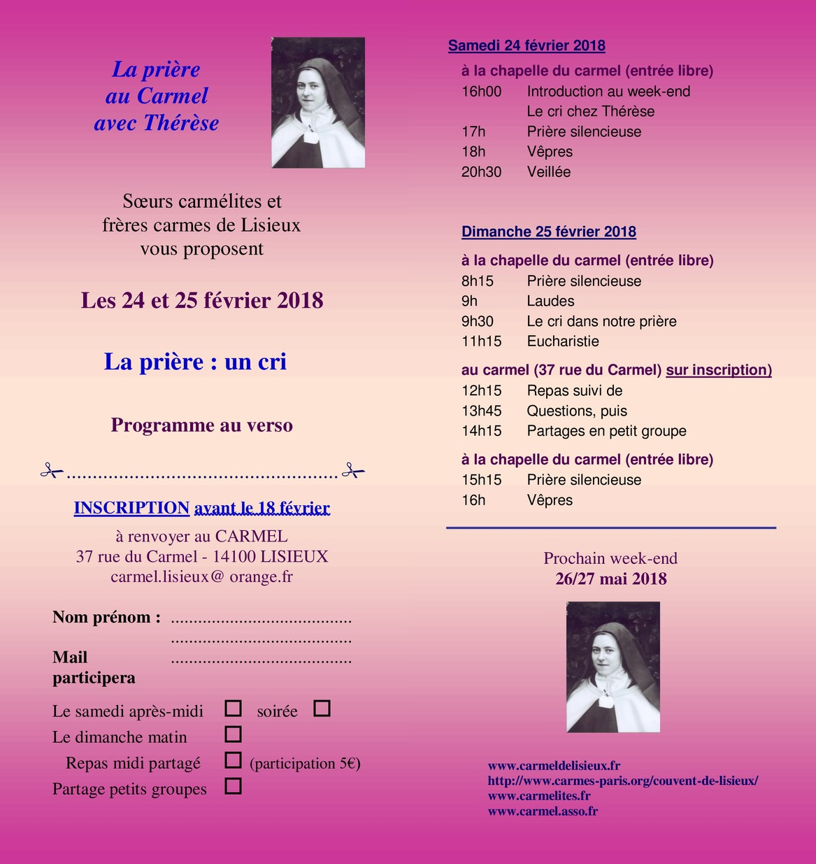tract we theresien février 2018